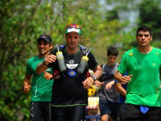 Em preparação para correr 820km no Caminho de Santiago de Compostela e tentar batrer mais um recorde mundial, Márcio Villar vai estar na Vila do Farol Indomit Bombinhas