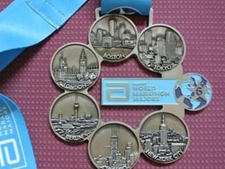 Six Star: a medalha para quem completa as seis maratonas da World Marathon Majors
