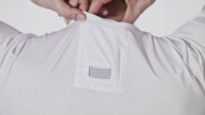 Reon Pocket, o gadget para diminuir ou aumentar a temperatira do corpo