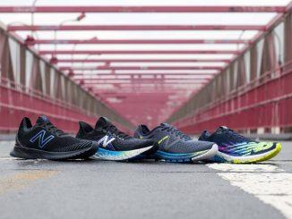 Linha de tênis da New Balance em homenagem à Maratona de Nova York
