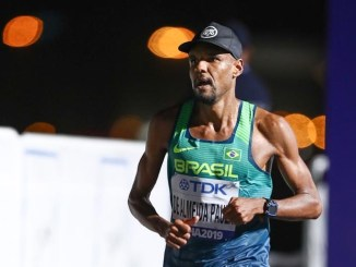 Paulo Roberto Almeida Paula está classificado para a maratona das Olimpíadas de Tóquio-2020. (Wagner Carmo/CBAt)