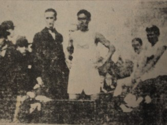 Chileno Juan de Dios Jorquera foi o primeiro latino a correr uma maratona olímpica, em Antuérpia-1920