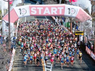 Única maratona exclusivamente feminina do mundo, a Maratona de Nagoya vai oferecer premiação de R$ 1,4 milhão para a campeã. (Divulgação)