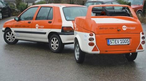eBuggy, come aumentare l'autonomia delle auto elettriche sui lunghi percorsi