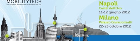 Al via il Mobiltech 2012, riflessioni per una mobilità elettrica
