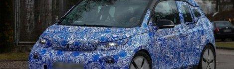 bmw i3 auto elettrica