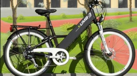 UMB-3 bicicletta a pedalata assistita