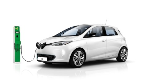 Renault Zoe ricarica