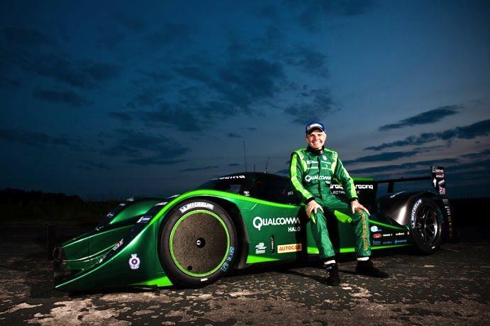 drayson racing auto elettrica