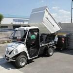 Alkè veicolo elettrico rifiuti