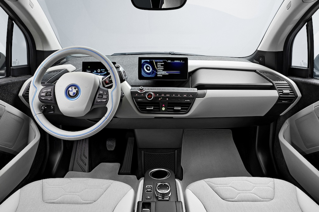 BMW i3 interni