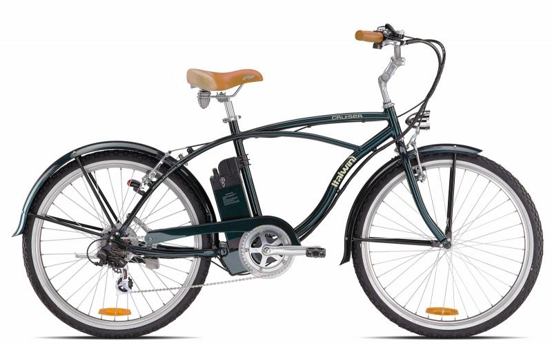 Italwin cruiser pedalata assistita