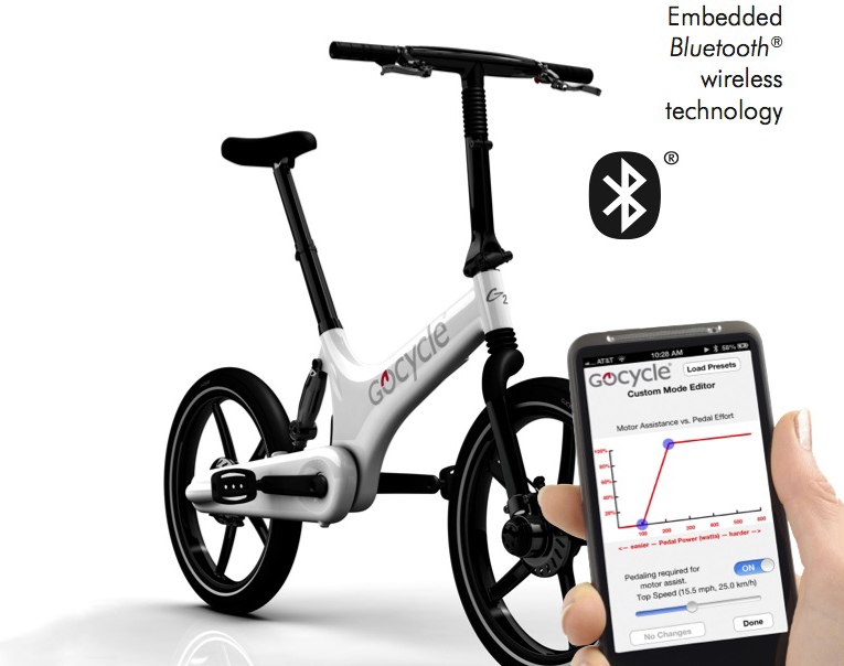 gocycle connect