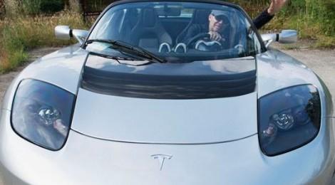L'auto elettrica di Vasco Rossi