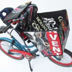 Bicicapace cargo bike pedelec