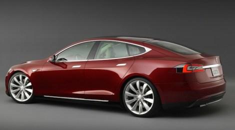 Tesla Modello S