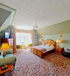 Corriemar Guest House Oban Sea View room