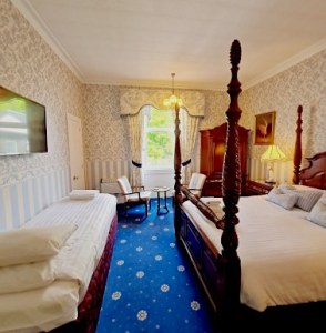corriemar house guest house accommodation oban