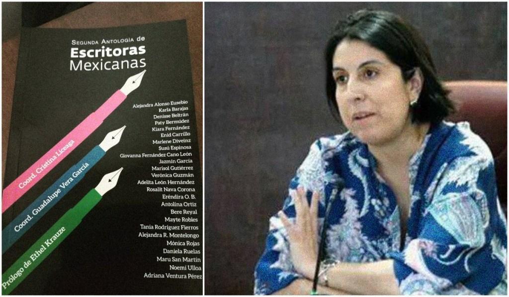 Sitio web de difusión Escritoras Mexicanas