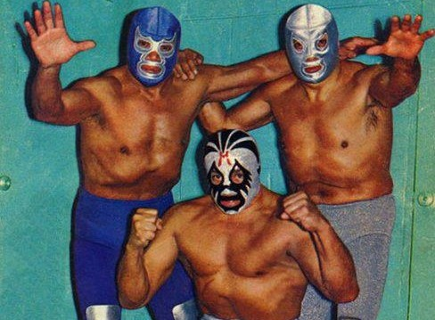 Before WWE Wrestlers were making Movies – El Santo, Blue Demon and Mil Mascaras Took the World by Storm