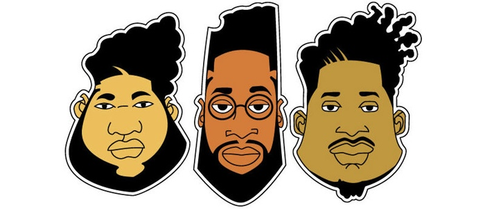 "De La Soul is about to kickstart their new album ""and the Anonymous Nobody"""