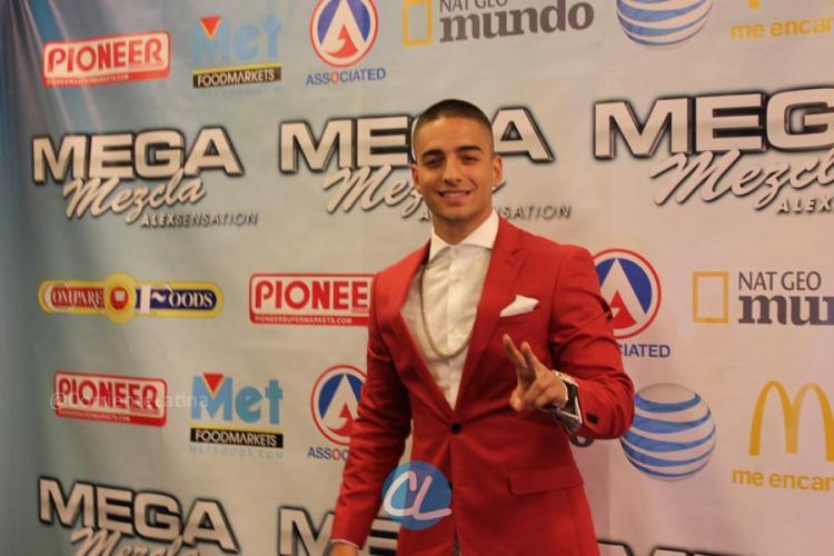 Maluma #MegaMezcla2015 Pauta y Entrevista