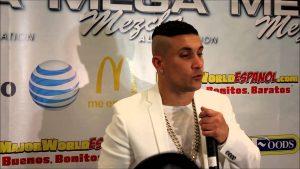 Osmani Garcia Interview