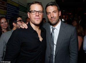 Ben Affleck - Matt Damon