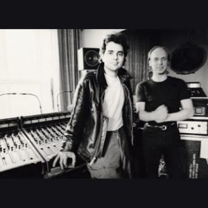 Daniel Lanois and Brian Eno