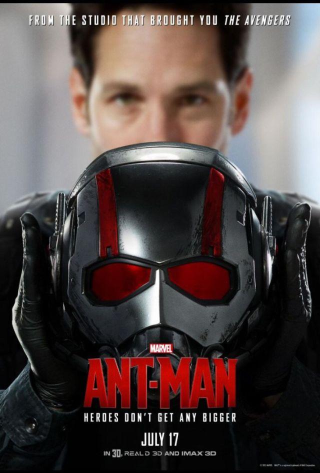 Ant Man OneSheet202
