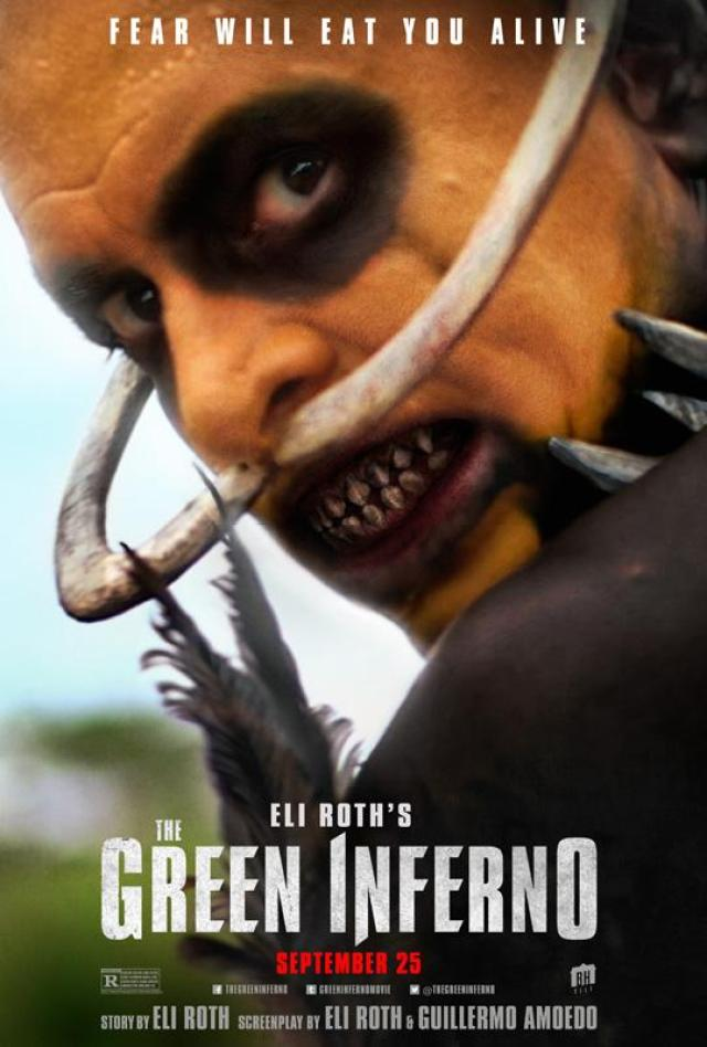 The Green Inferno OneSheet202