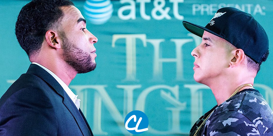 The Kingdom Daddy Yankee Vs Don Omar (Conference)