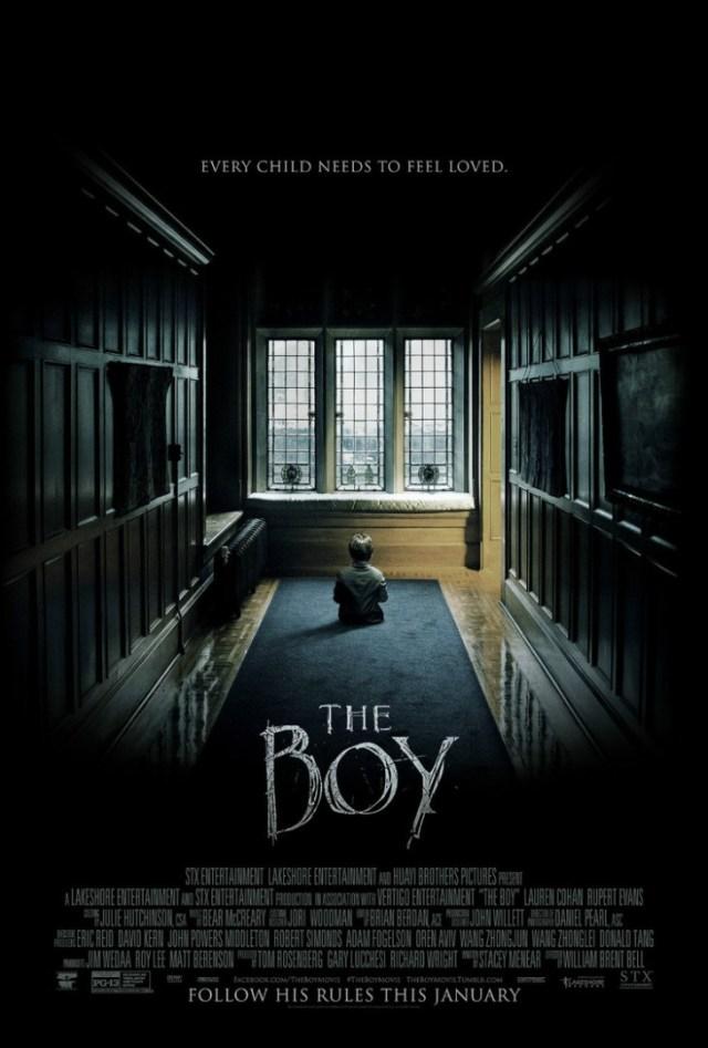 The Boy OneSheet