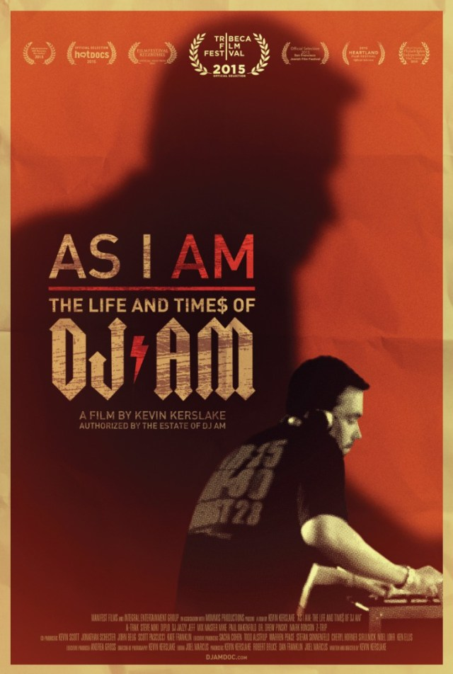 AS I AM Poster 860 x 1200