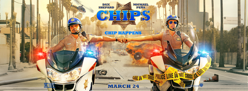 CHIPS | New Red Band Trailer