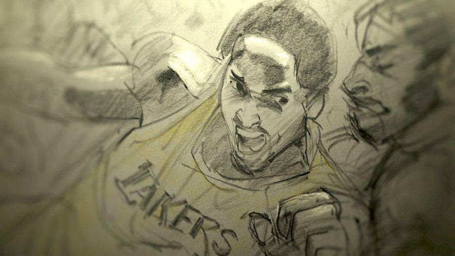 Review: Dear Basketball (Kobe Bryant's inspiring poem) Short #Tribeca2017