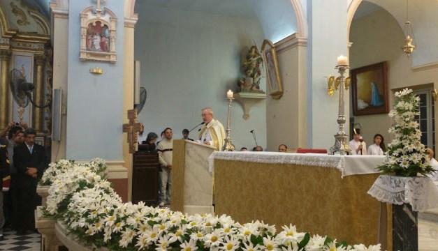 El Arzobispo presidirá el rezo del Te Deum en el Santuario de la Merced