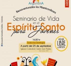 II encuentro del Seminario de Vida para jóvenes de la Renovación Carismática