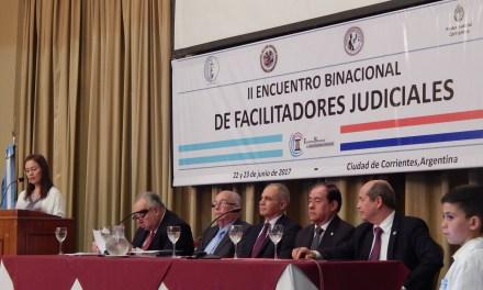 II Encuentro Binacional de Facilitadores Judiciales