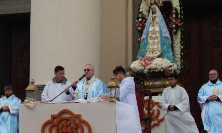 117º aniversario de la Coronación Pontificia de la Virgen de Itatí