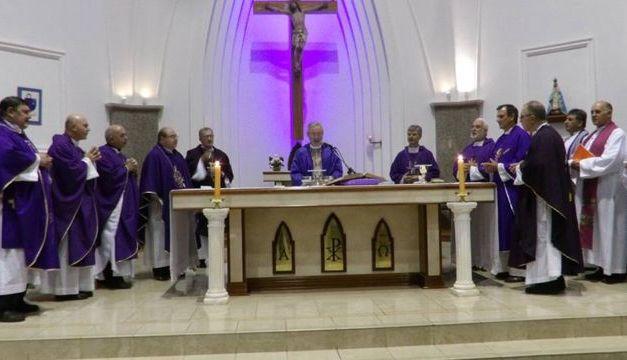 La Religiosidad popular y la Fe en la Región  temas  propuesto por los  Obispos del Nea reunidos en Oberá