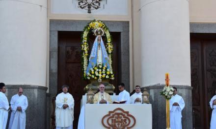Corrientes, Renovó su Consagración a Maria de Itati