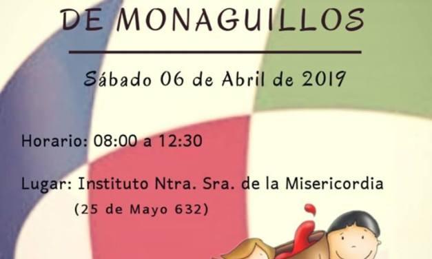 SABADO 6 DE ABRIL: Jornada-taller para monaguillos