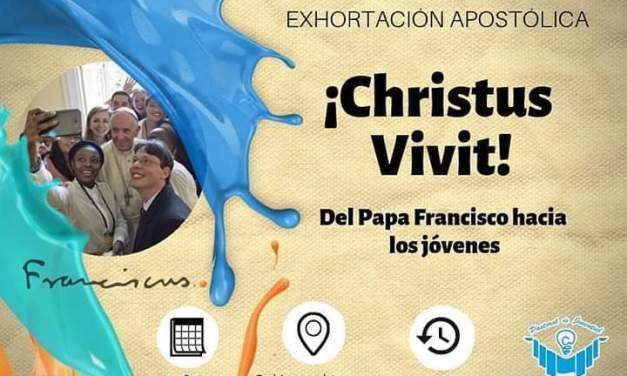 """15 DE JUNIO: Pastoral de Juventud presentará """"Cristo vive"""""""