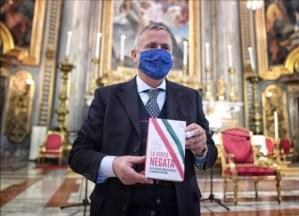 """""""SENZA GIUSTIZIA NON C'È DEMOCRAZIA"""": A ROMA  LA PRESENTAZIONE DE  """"LA VERITA NEGATA""""."""