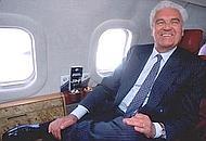 Gian Mario Rossignolo, patron della «De Tomaso»