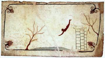 La «Tomba del Tuffatore» in mostra all'Expò 2015