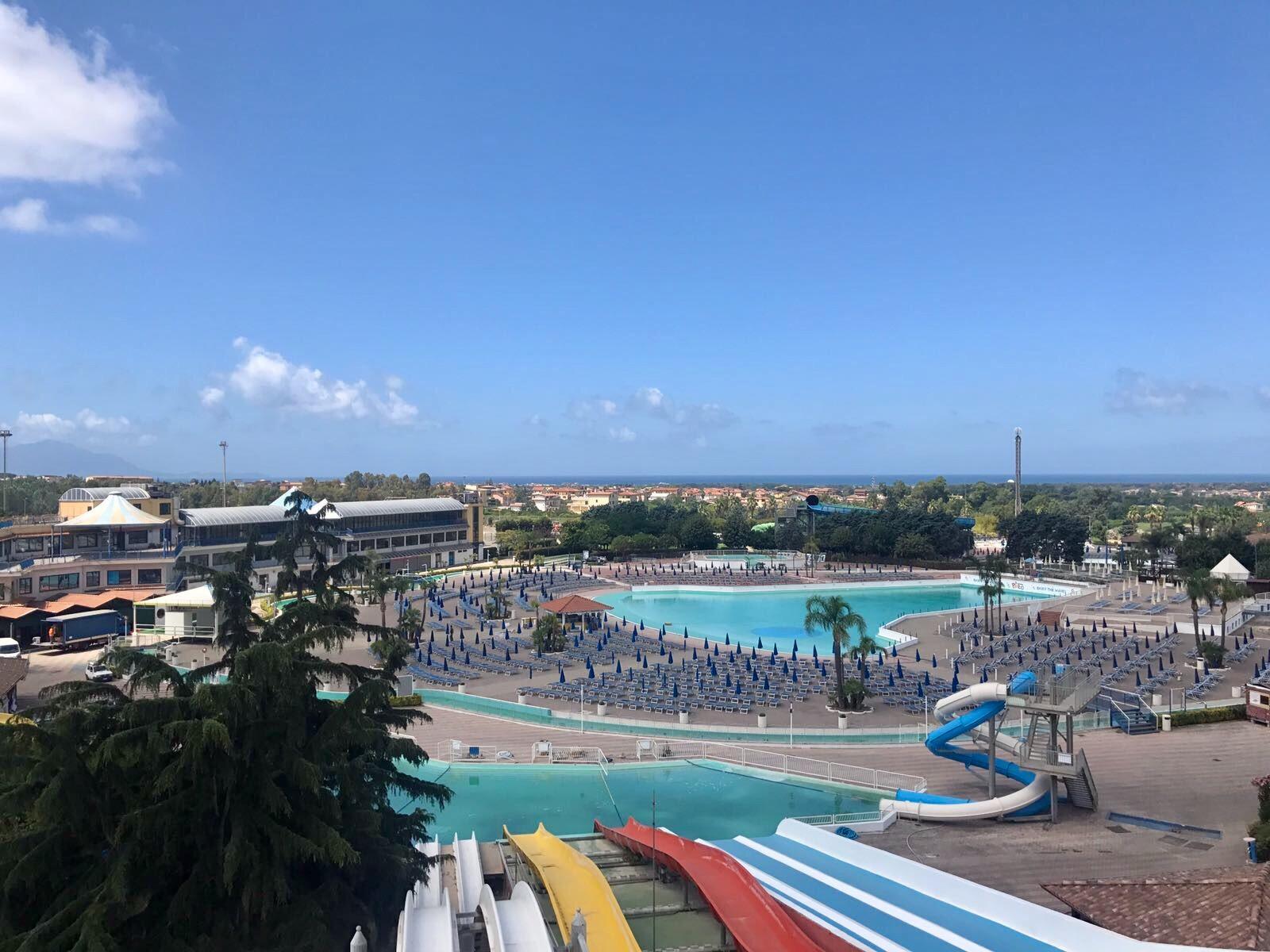 Inaugurato il Pareo Park a Licola 50 milioni di