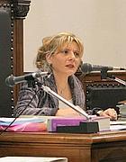 Il giudice per le udienze preliminari, Rita Caccamo