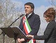 Il sindaco Matteo Renzi